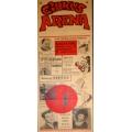 Zirkus-Plakat 1966 (original)