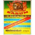 Zirkus-Plakat 1974 (original)