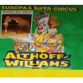 Zirkus-Plakat 1977 (original)