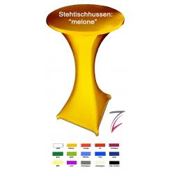 Stehtisch-Stretchhusse Galactica,
