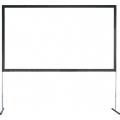 Rahmenleinwand, Rückpro,16:9, 420x240 cm,Stumpfl Vario 32
