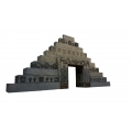 Maya Tempel, 6m x 10m