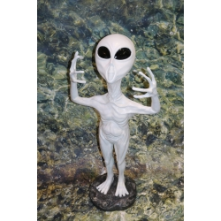 Dekofigur Alien