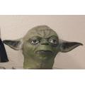 Steele mit Yoda Kopf