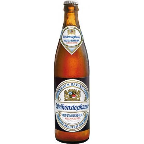 Weihenstephaner Hefeweiβbier Alkoholfrei